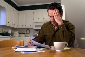 Am I Responsible for a Spouse's Debt After a Separation?