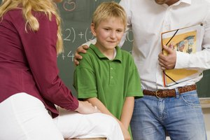 How to Approach a Teacher About Bullying Parents