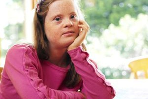 Children with Down syndrome face many developmental challenges.