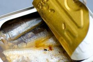 Canned sardines have a long shelf life if stored correctly.