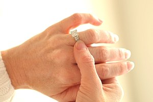 Wedding Ring Etiquette for a Widow
