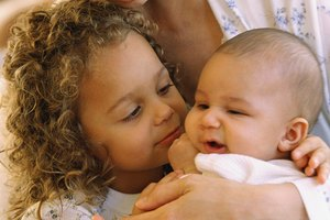 Fun Activities for Siblings to Make for a New Baby