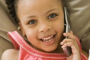 Your child's cell phone can be a lifeline during an emergency.