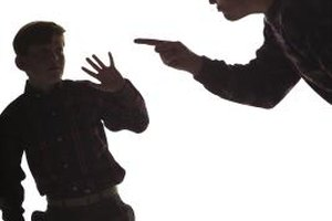 Controlling parents can feel threatening or intimidating to their children.