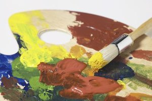Art therapy can help a person cope with depression.