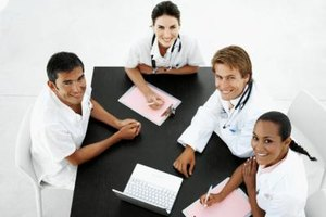 Working nurses should participate in staff planning meetings.