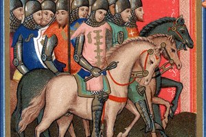 The Relationship Between the Byzantines & the Europeans After the Crusades