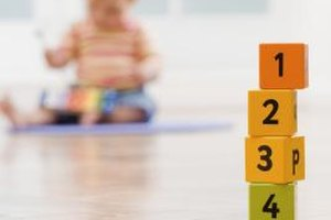 Use your toddler's favorite toys to help develop counting skills.