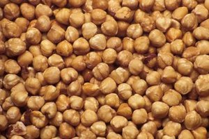 Hazelnuts are an excellent source of fiber and protein.