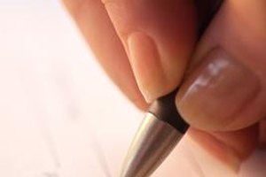 Both your handwritten and electronic signatures are distinctive.