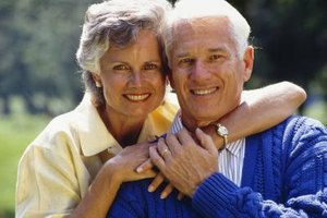 Retired people must receive earned income to contribute to an IRA.