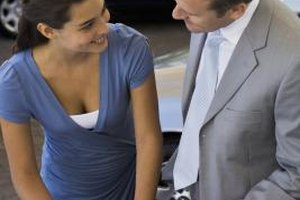 Your credit scores determine the interest you'll pay on your auto loan.
