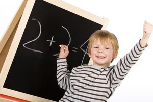 Parents can aid their first graders in mastering important math skills.