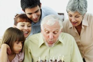 Planning and family tradition can help you create a memorable birthday dinner for your father-in-law.