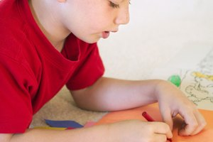 Ways to Improve Fine-Motor Skills in a Six-Year-Old