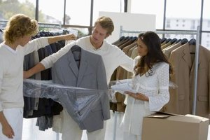 Develop relationships with buyers to show your latest lines of clothing.