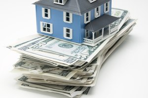 Assets can include things like cash, cars and homes.