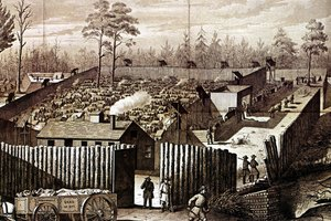 What Happened to Andersonville Prison After the War Ended?