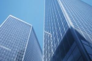 REIT companies own office buildings, shopping centers and hotels.