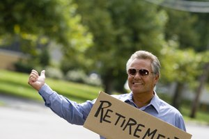 Certificates of deposit offer a low-risk option in a retirement portfolio.