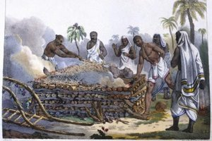 Cremation was historically seen as an Eastern practice.