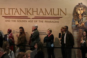 Information on What Was Found With King Tutankhamen