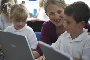 Computers can enhance the early elementary learning environment.