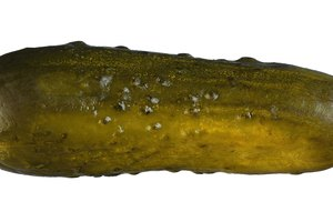 Should Toddlers Eat Pickles?