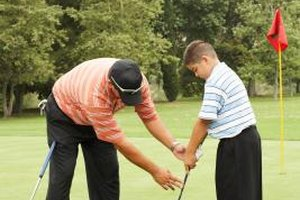 Virginia golf camps can help young golfers get a grip on the game.