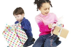 Gift Exchange Ideas for a Kid's Birthday Party