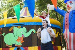 Festivals and carnivals can provide inexpensive entertainment for the whole family.