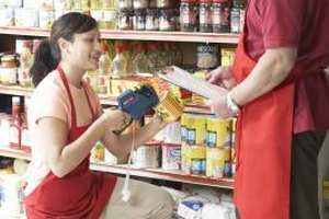 Grocery store assistant managers handle numerous day-to-day duties.