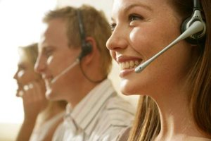 Training helps telemarketing operators improve productivity and increase sales.