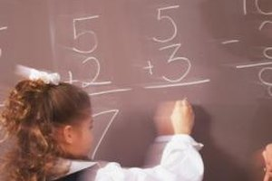 By understanding math principles, soon your child will be ready for more difficult addition.