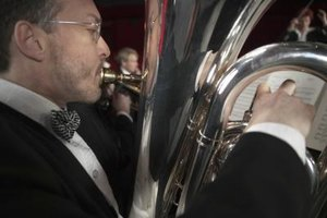 An orchestral tuba player could earn upward of $140,000 in prestigious orchestras.