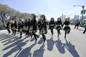 You don't have to be a real Irish stepdancer to teach your toddler about Saint Patrick's Day.