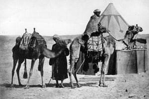What Is the Pre-Islamic Bedouin Religion?