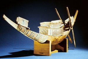 Facts of Ancient Egypt Funeral Boats