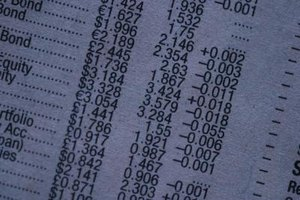 Financial spreadsheets are easy to set up on your computer, pad or smartphone.