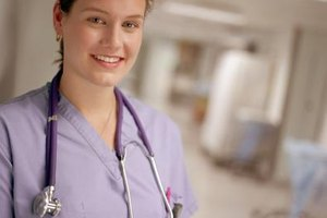Get into the nursing field through a community college.