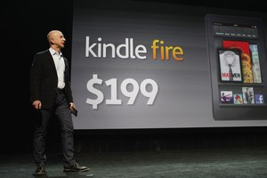 How to Add an Amazon Card to a Kindle Fire