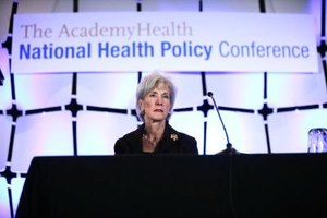 Upper-level health policy advisers are often expected to make public presentations.