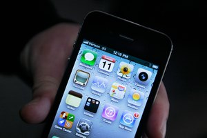 How to Find an iPhone's IP Address