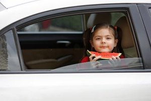 Learn the law about leaving your child alone in a car.
