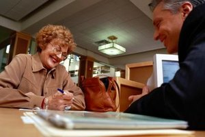 Social Security as well as retirement accounts can support the elderly