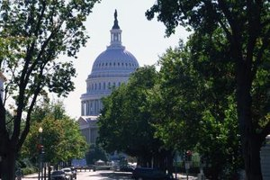 Congress gives federal agencies the authority to spend money.