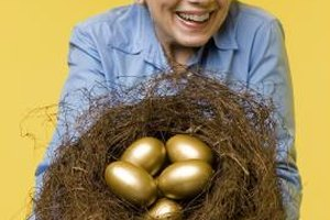 An IRA can be one component of a retirement nest egg.