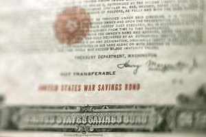Cash in any Series E war savings bonds you have at a local bank.