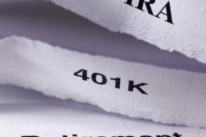IRA and 401(k) plans allow tax-advantaged retirement savings.