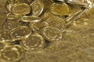 Investors pay a 28 percent tax on profits from gold coins.